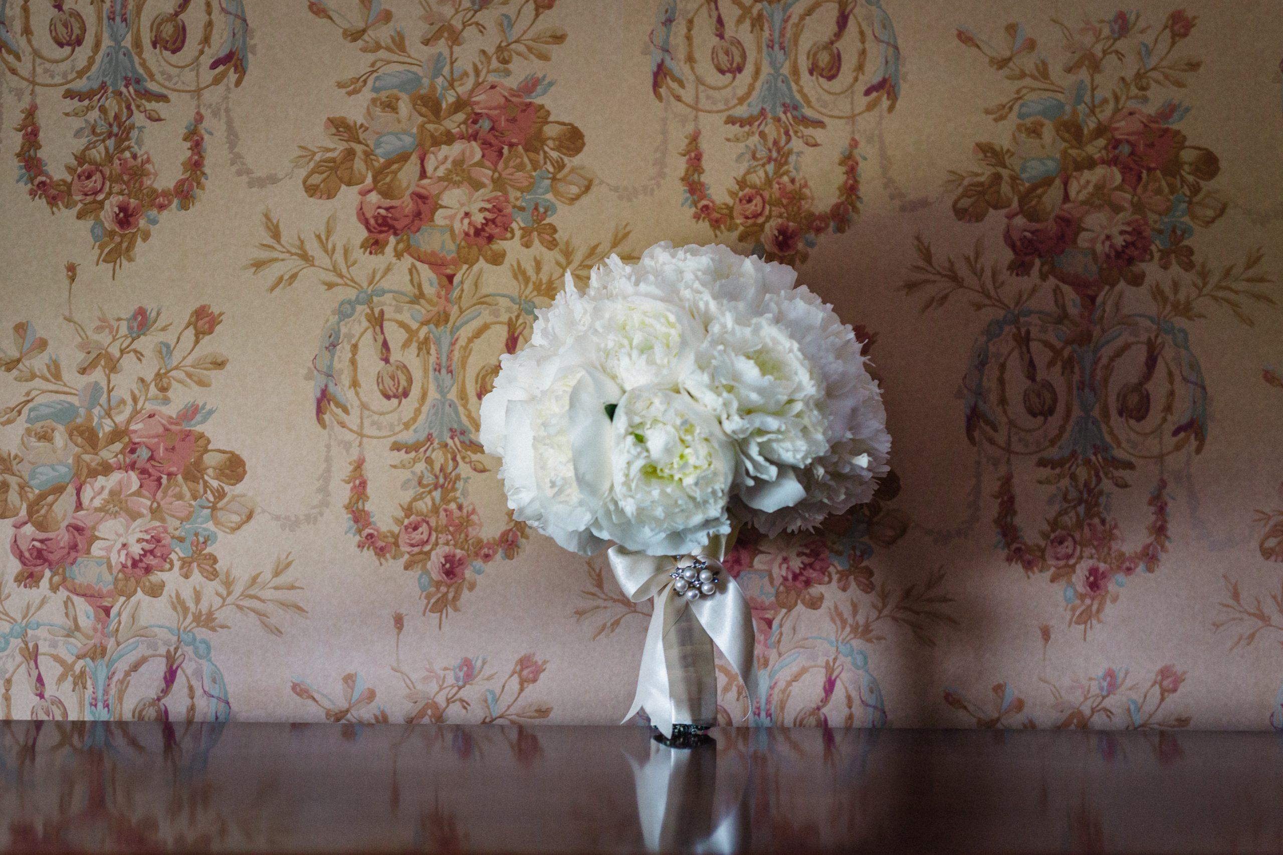 Bridal Bouquet - Image by Lena Conlon photography