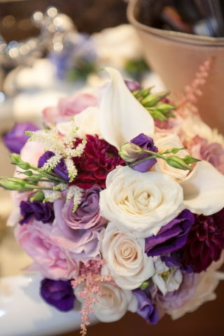 Bridal bouquets for Irish weddings