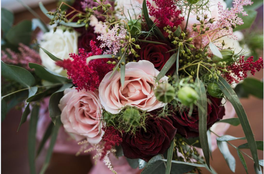 Wild style bouquet