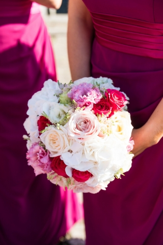 Pretty pinks bouquet