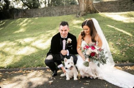 Palmerstown House wedding